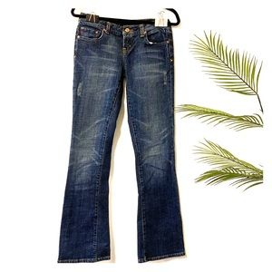 Brand new 7 For All Mankind flares